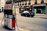 Benzine raakt op in Frankrijk