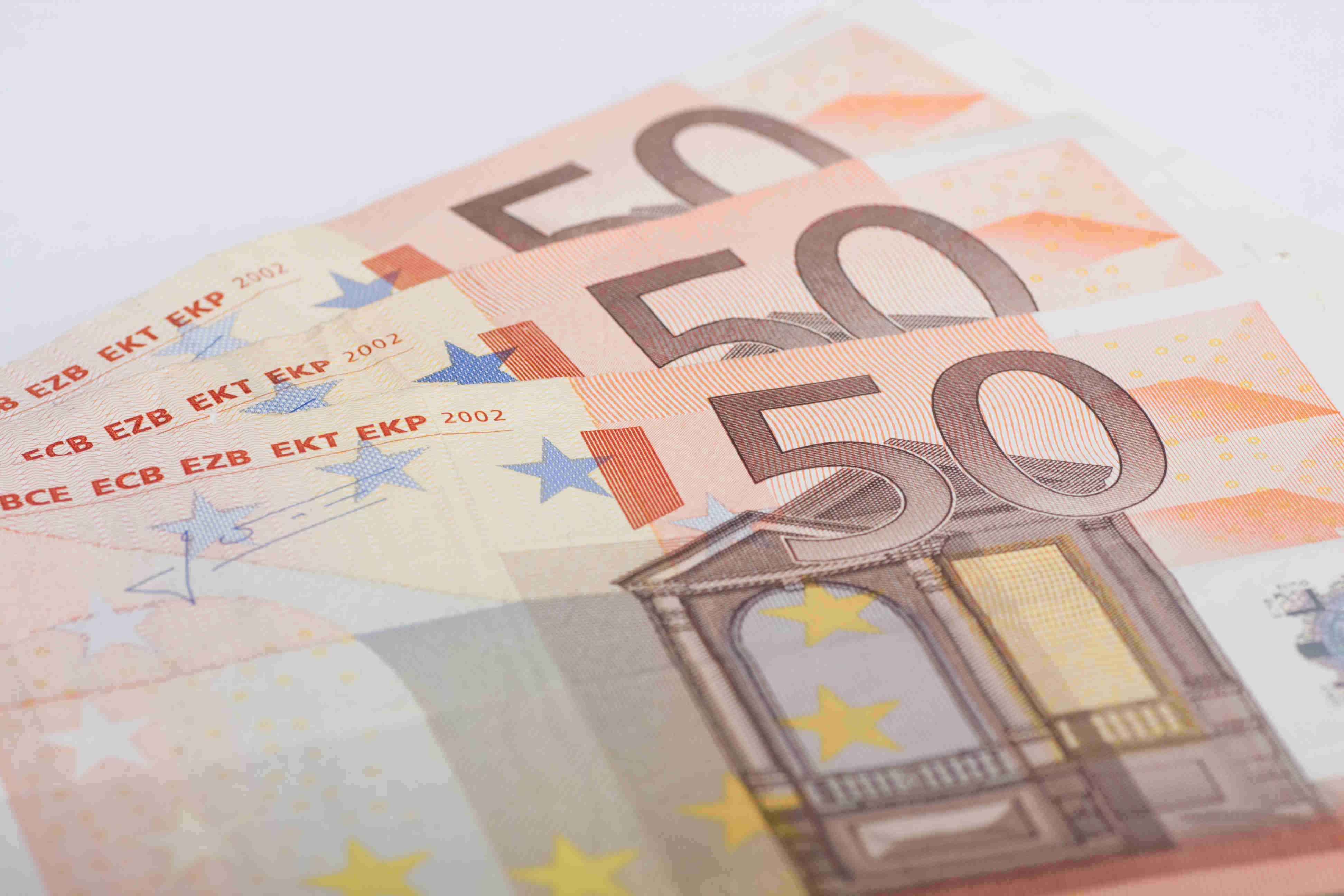 1500 euro per maand