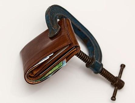 Je geld is in gevaar en onbereikbaar als de bank in de problemen komt.