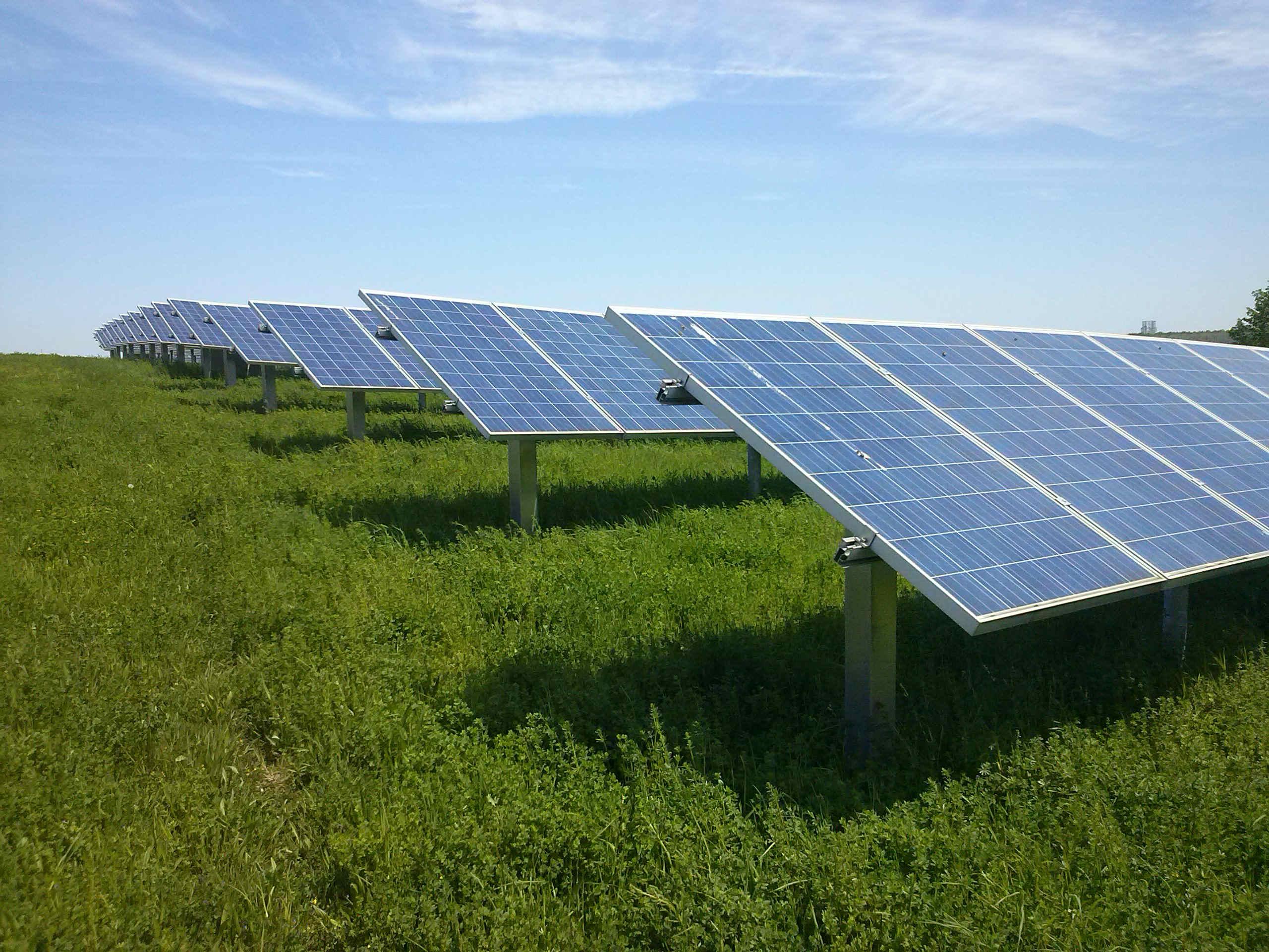 zonnepark, ontwikkeling, financiering
