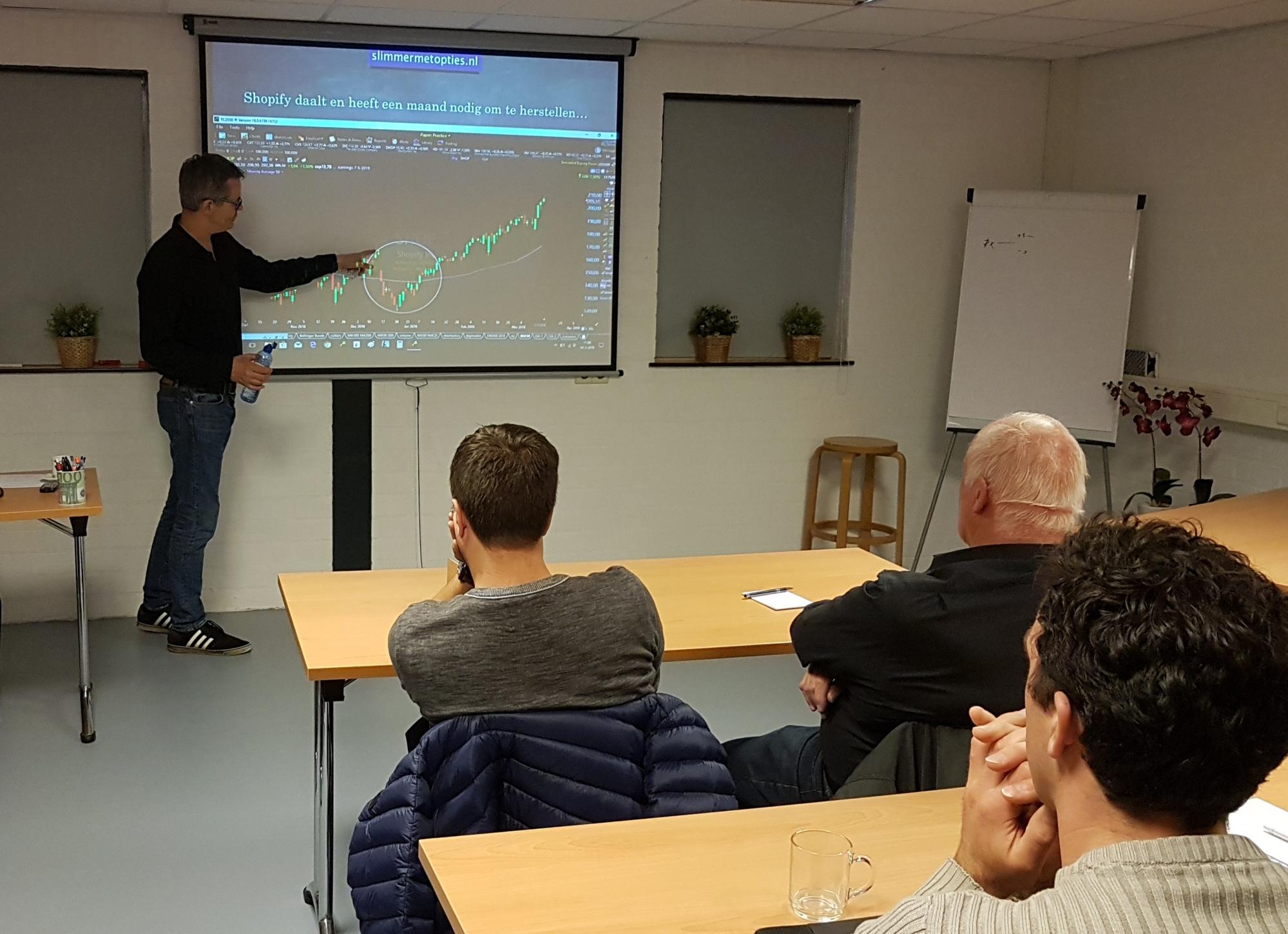 peter meijburg, presentatie
