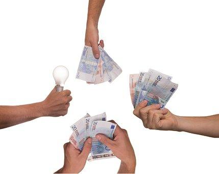 crowdfunding, p2p