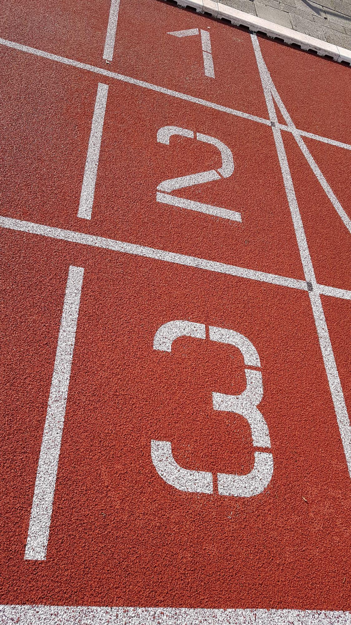 toprendement, sprinten