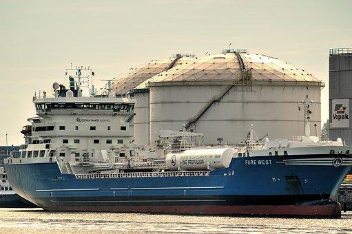 olietankers, aandeel