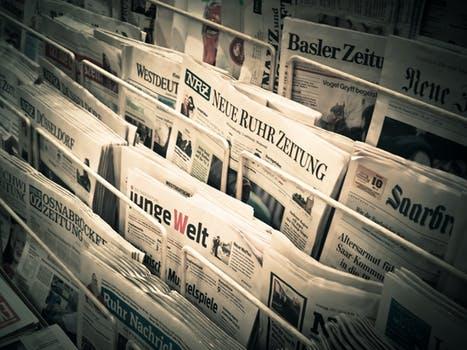 kranten, nieuws