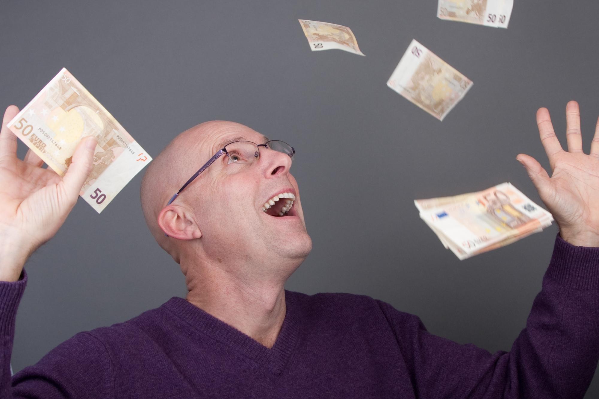 Leven als een miljonair (Tom Lassing)